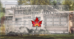 Trompe Loeil - Rezzie Award Nominations 2017