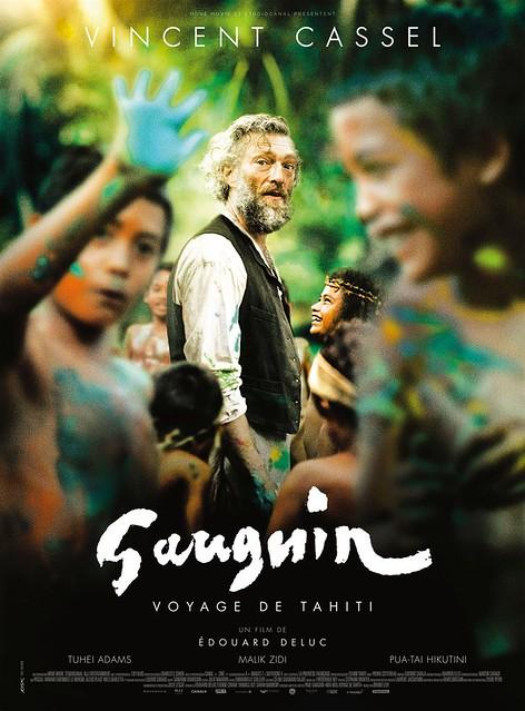 Gauguin- Voyage de Tahiti