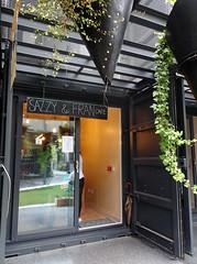 Sazzy & Fran, Bethnal Green, London E2
