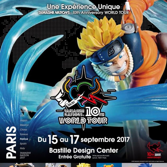 Exposition Tamashii France