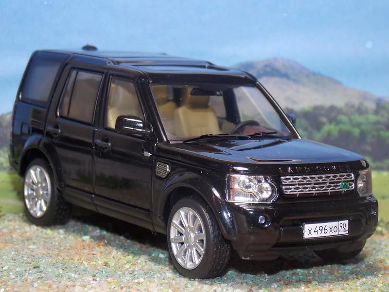 Land Rover Discovery 4 - 2010 - IXO