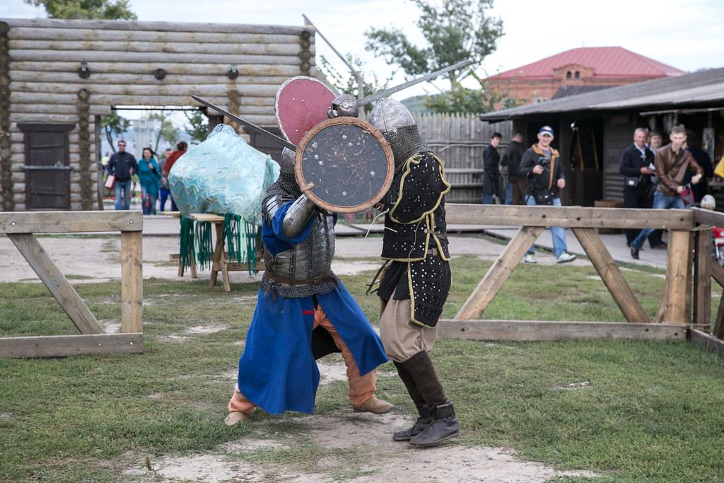 Tatar battle