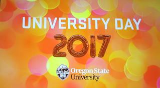 University Day 2017