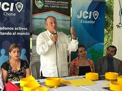 Se cerró con éxito la jornada de Capacitaciones a Dirigentes Barriales 2017
