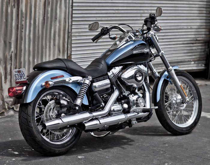 Harley-Davidson 1450 DYNA SUPER GLIDE CUSTOM FXDC 2005 - 14
