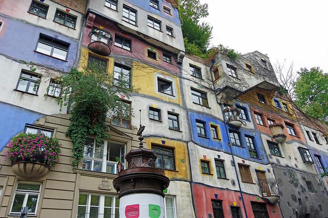 Vienne (Autriche) : maison Hundertwasser, RICOH PENTAX K-3, smc PENTAX-DA 18-135mm F3.5-5.6 ED AL [IF] DC WR