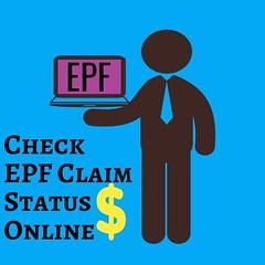 Check EPF Claim Status Online