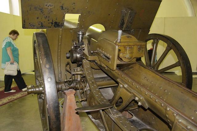 107.6-mm gun Schneider 1910 - 2, Canon EOS 600D, Canon EF-S 17-85mm f/4-5.6 IS USM