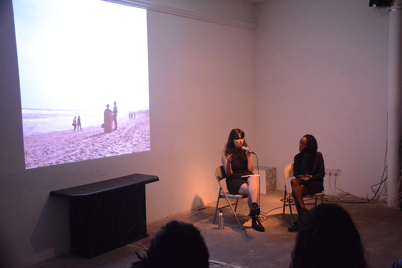RU Talk: Mimi Cherono Ng'ok in conversation with the curator Anna Harsanyi