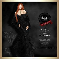 (AD) -AZUL- Yeva [BlackFair]