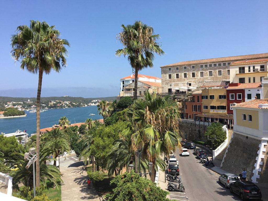 Menorcan hotellit