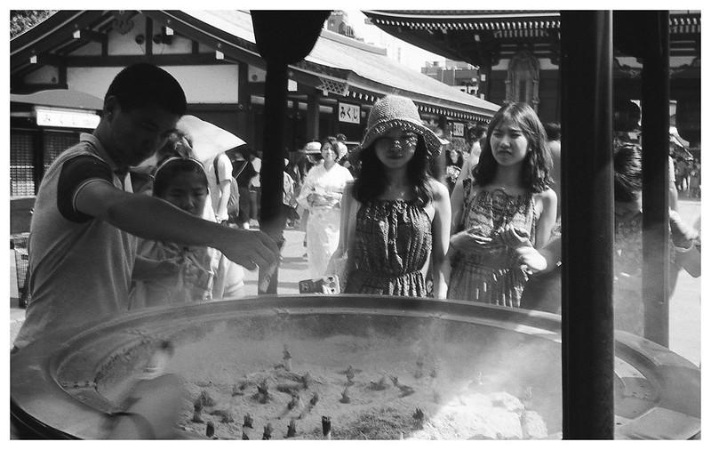 asakusa incense