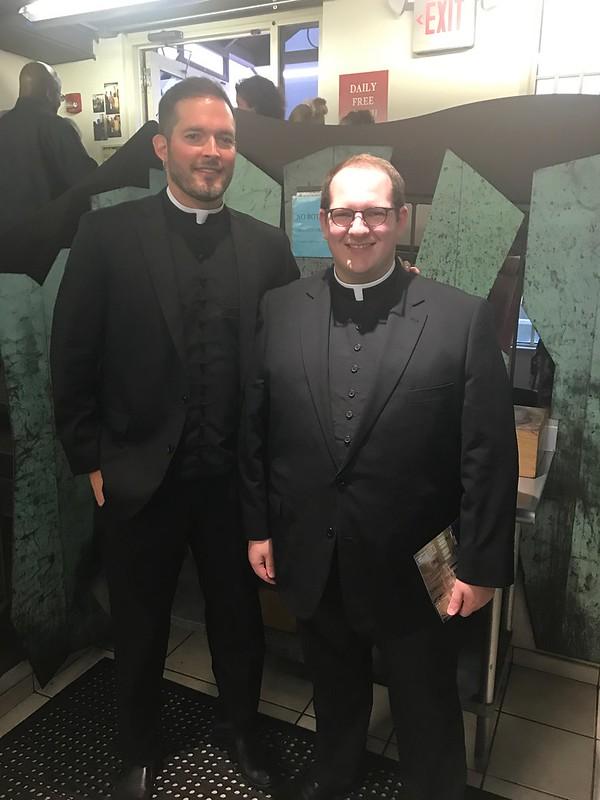 Fr. Michael's installation