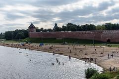 Набережная около Кремля