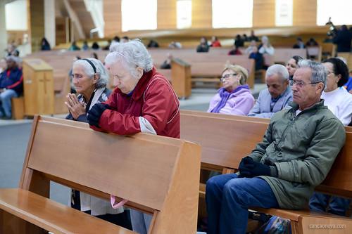 Dom João Inácio Müller celebra Missa da Festa da Porciúncula – Perdão de Assis – no Santuário do Pai das Misericórdias