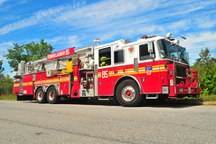 FDNY Tower Ladder 85