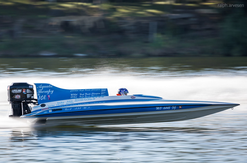 Lucas Oil Drag Boat Race, River Racer
