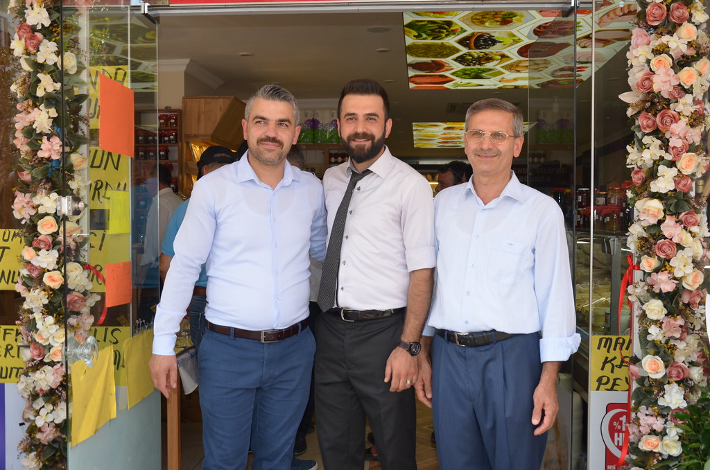 Tarık Karapaşa, Selman Arıkan, İbrahim Arıkan