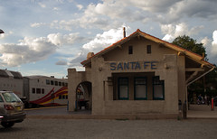 Santa Fe, NM Santa Fe depot (# 0958)
