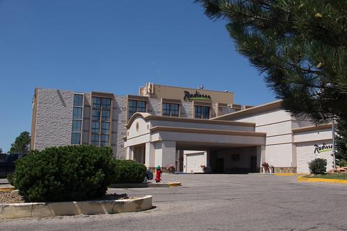 Radisson Hotel Cheyenne - A Hotel to Avoid.
