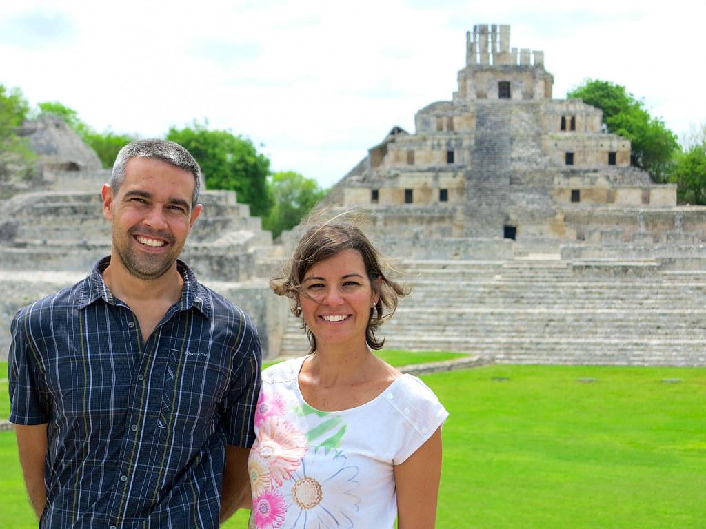Zonas arqueológicas de Campeche