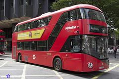 f75584164f36 ... Wrightbus NRM NBFL - LTZ 1029 - LT29 - Archway 390 - Metroline - London  2017