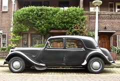 1954 CITROËN Traction Avant 15cv Six Hydraulique