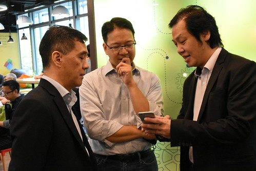 "【HKEx & HKSTP】""New Innovation Board"" Concept briefing"