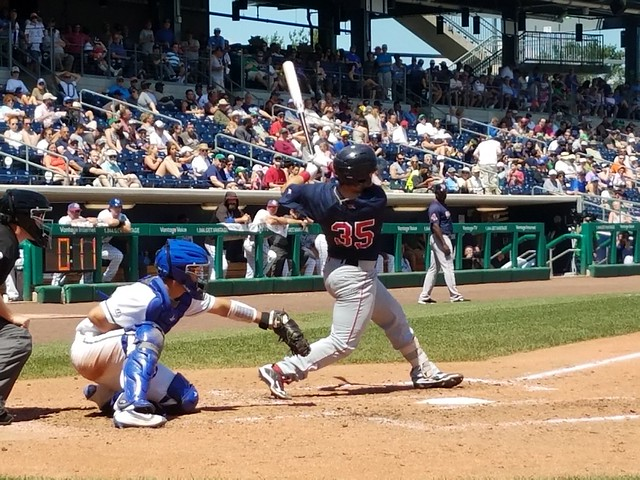 Portland Sea Dogs Michael Chavis