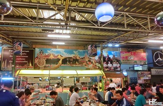Bangkok foods