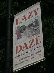 Lazy Daze Cary, 2017