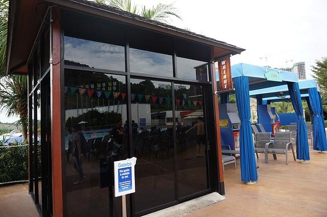Legoland Water Park Gazebo & Cabana