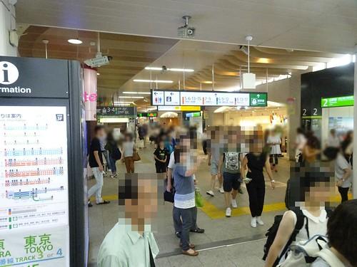 上野駅えきなか