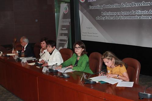 Foro: Garantía y protección de los derechos de las audiencias 13/sep/17