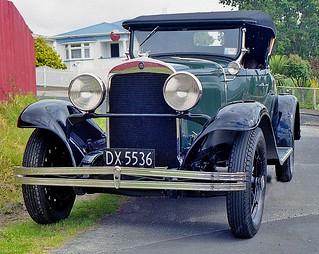 1929 Chrysler Roadster 65