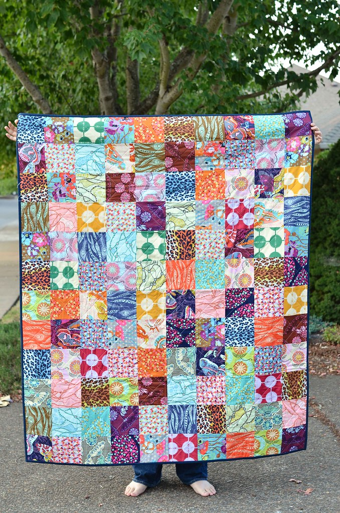 Field Study Charm Quilt