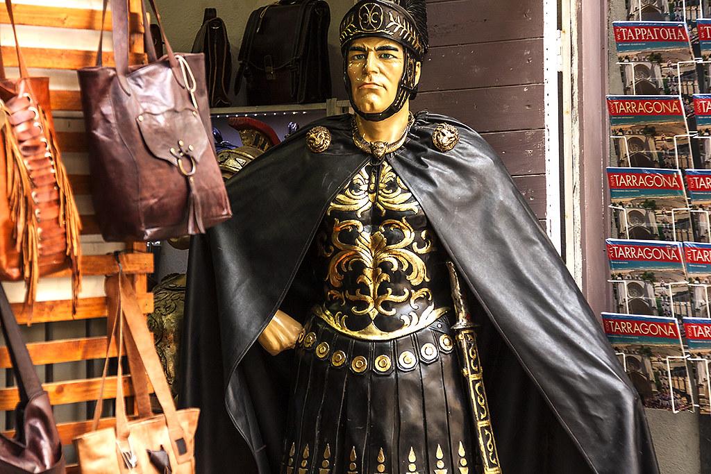 Roman--Tarragona