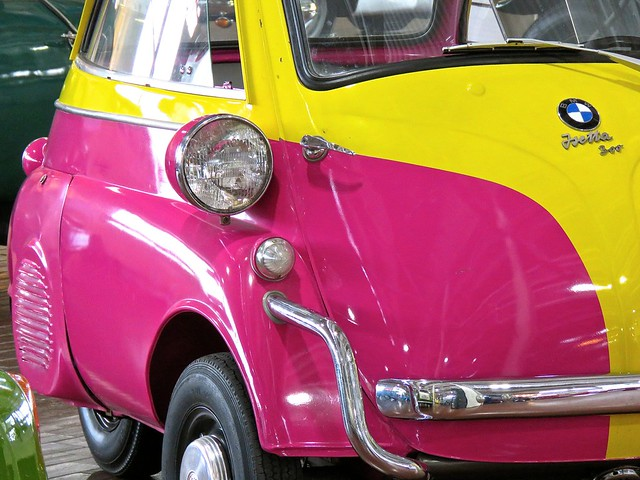 BMW Isetta Lane Museum 3