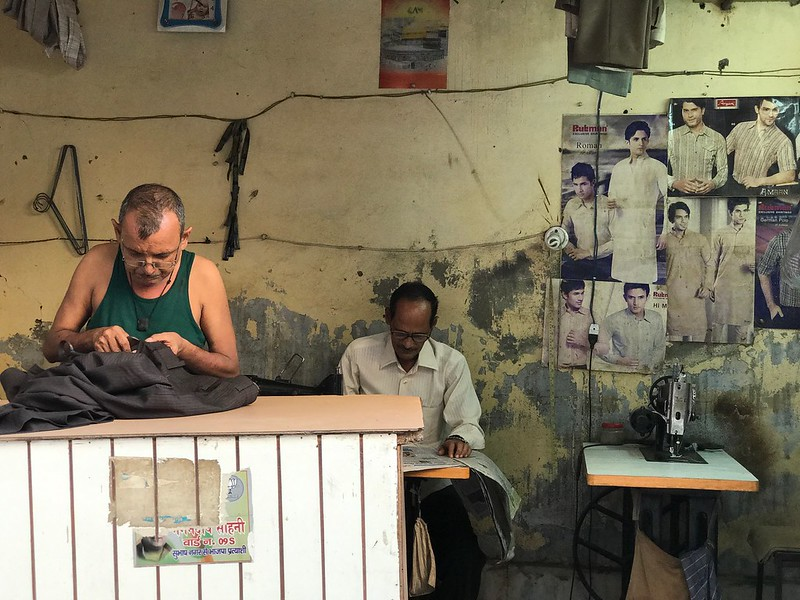 City Neighborhood - Tihar Village, West Delhi