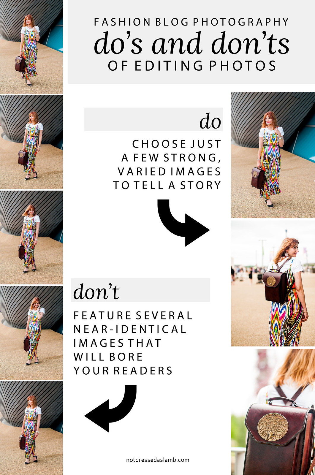 6 Easy Ways to Improve Your Blog Photos (Part 2: Editing Tips) | #1 Be ruthless when editing