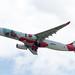 AirAsia X 9M-XXH - Anaz The Legend Livery