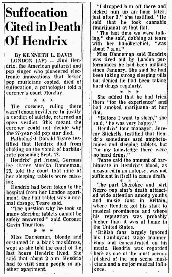 THE SCHENECTADY GAZETTE - SCHENECTADY, NEW YORK 1970-09-29