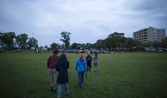 Minneapolis vigil for Charlottesville