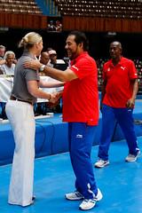 Tope amistoso Cuba vs Estados Unidos -3er Juego-