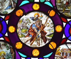 St Christopher and the Christ Child