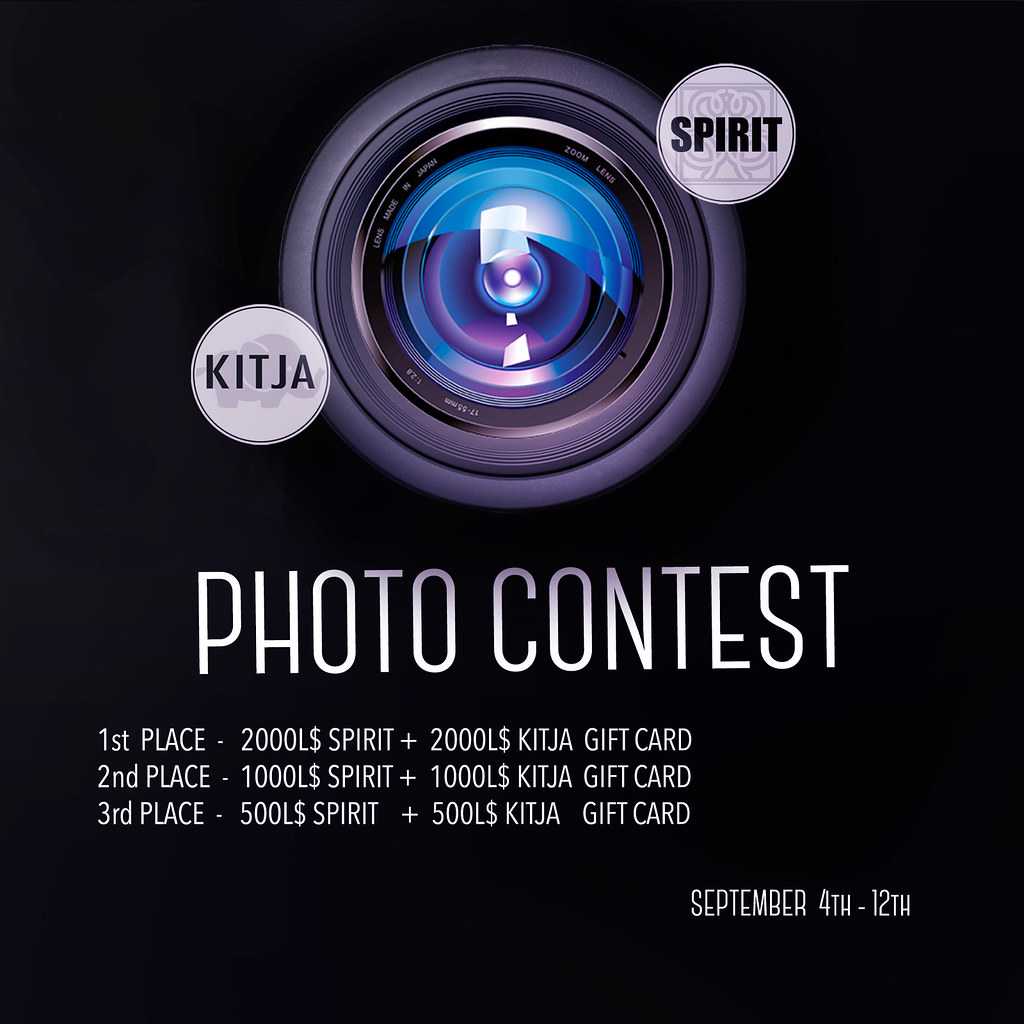 SPIRIT KITJA - photo contest - SecondLifeHub.com