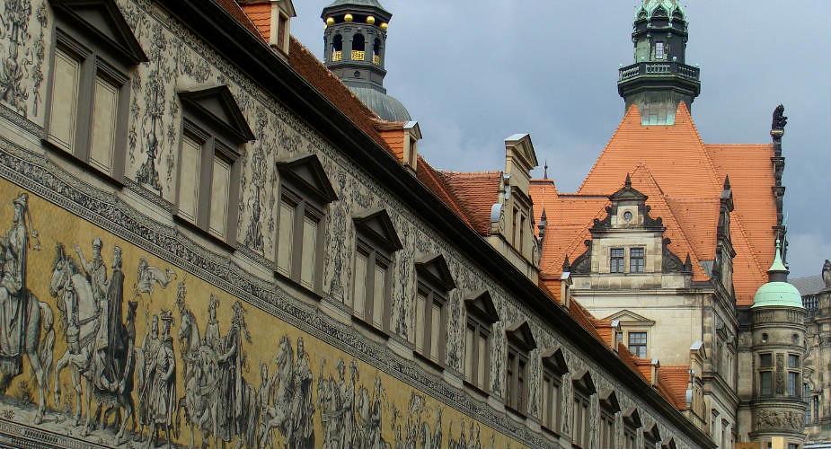 Leuke musea in Dresden: Residenzschloß | Mooistestedentrips.nl