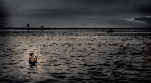 The Fearless Fisherwoman