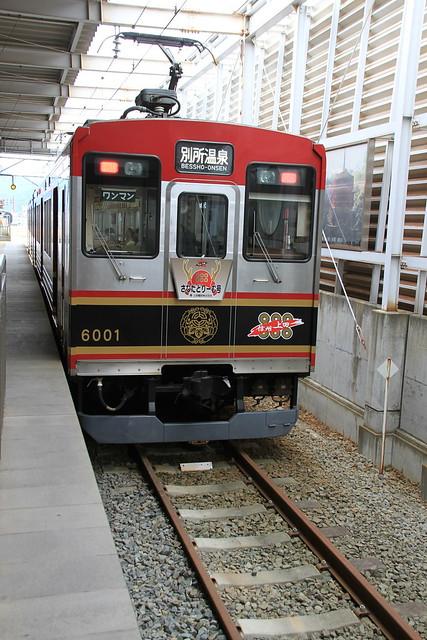 Ueda Dentetsu Type 6000