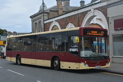 0382 YX14 HDU Scarborough & District